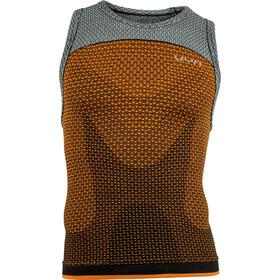 UYN Running Alpha OW Canottiera Uomo, arancione/grigio